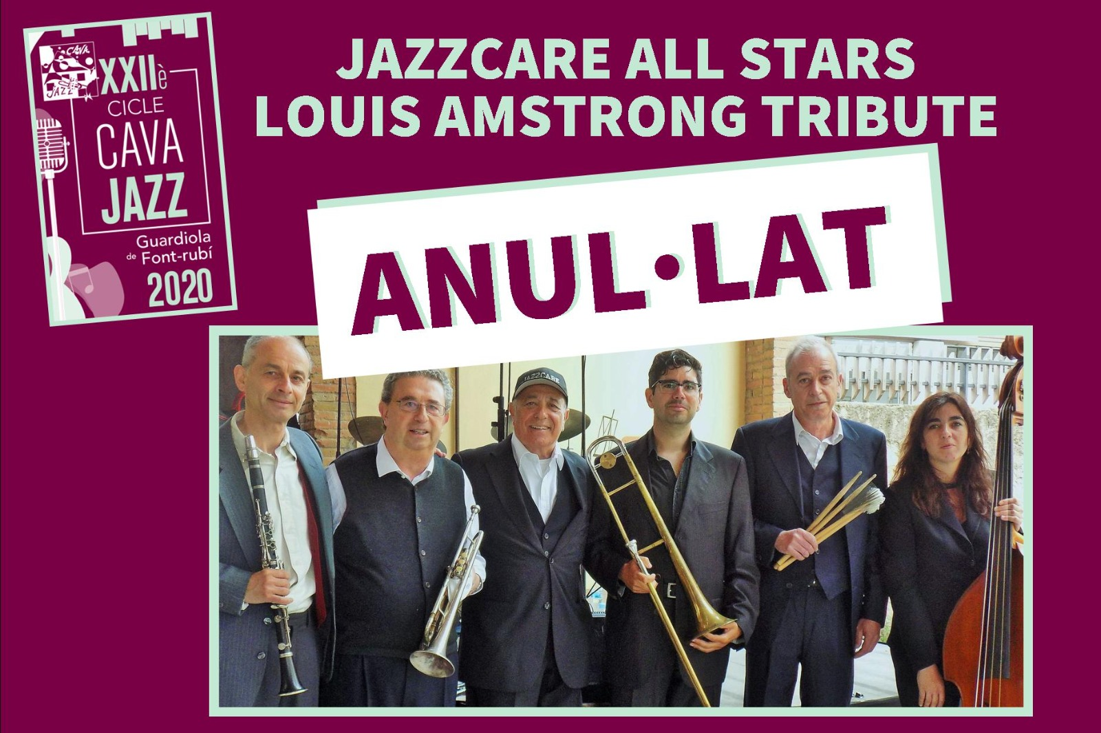 Louis Amstrong Tribute